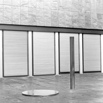 Installation view 1987 © Stiftung Ernst Hermanns Archiv. Photo: LWL / Rudolf Wakonigg