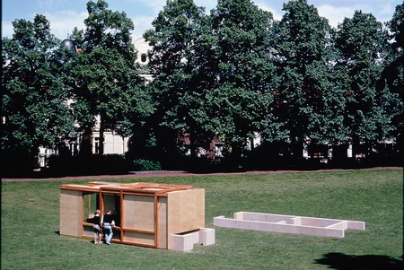 Installation view 1997 © Stephen Craig. Photo: Roman Mensing / artdoc.